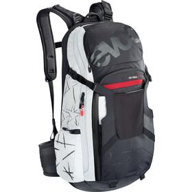 EVOC FR Trail Unlimited - Sac à dos Femme - 20l blanc/noir
